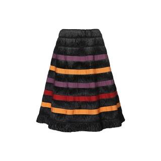 Vintage Jean Paul Gaultier Soleil skirt, 1990s