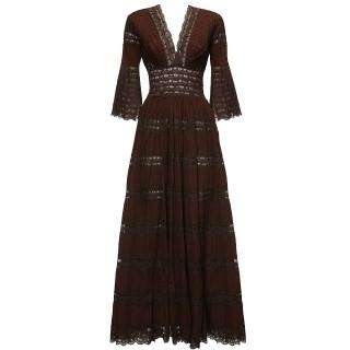 Vintage Cinched dress, 1970s