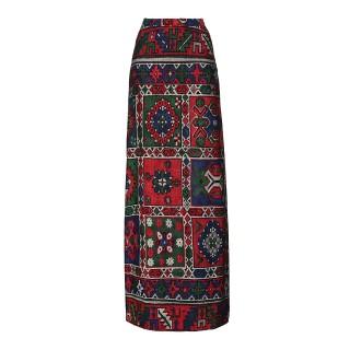 Vintage Yasmine Tapestry maxi skirt, 1980s