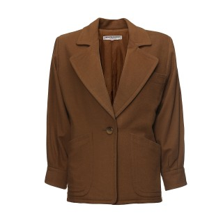 Yves Saint Laurent Rive Gauche jacket, 1980s