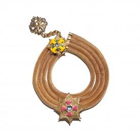 Vintage Gianni Versace necklace by Ugo Correani