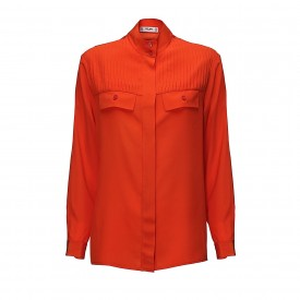 Vintage Céline silk shirt, 1970s