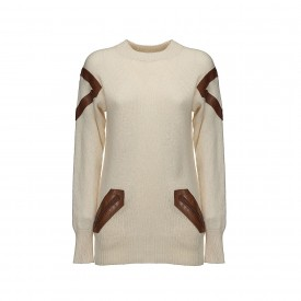 Vintage Roberta Di Camerino Wool sweater, 1980s