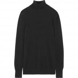 equipment black sweater