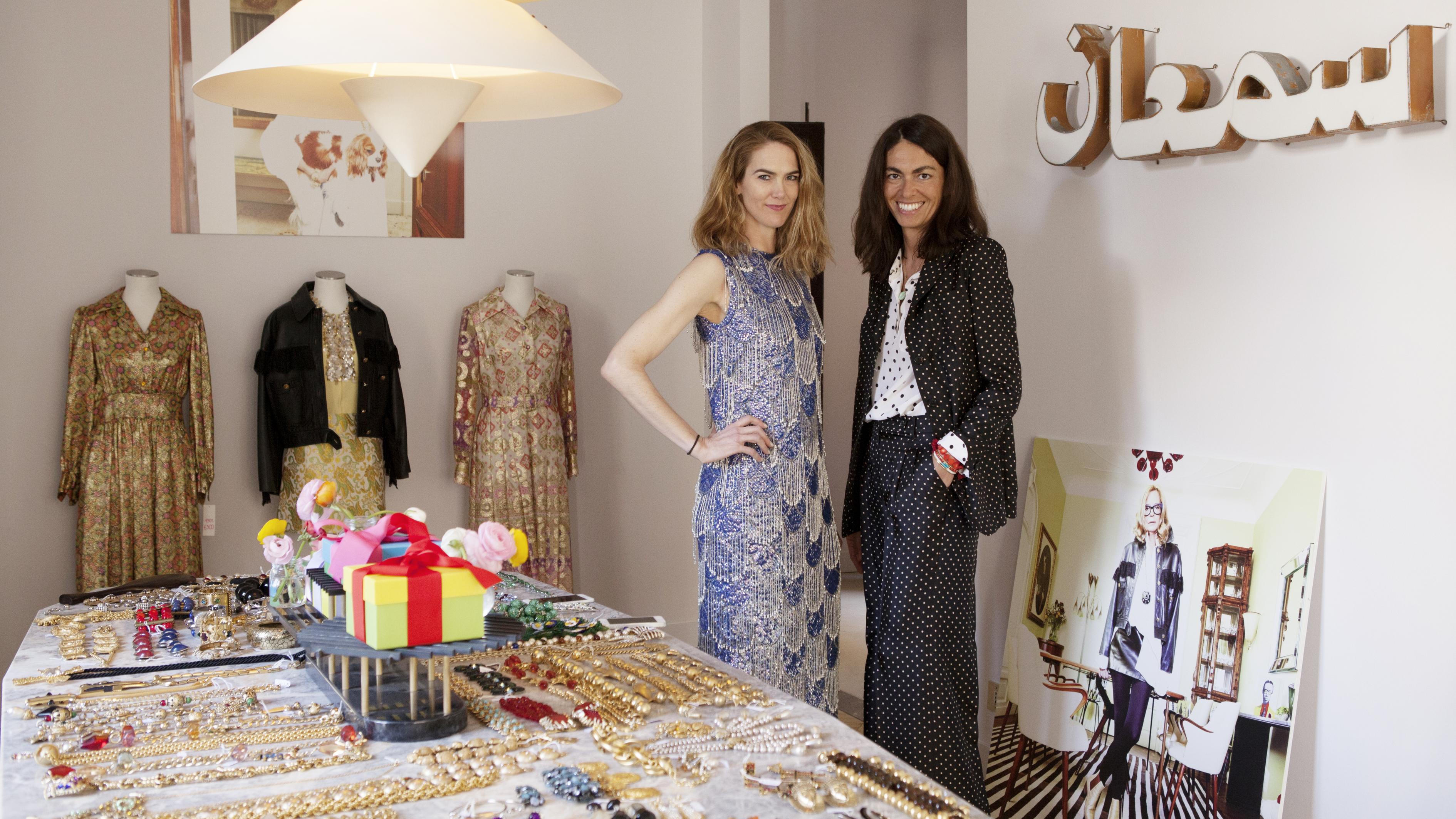 La Double J Pop-Up Shop