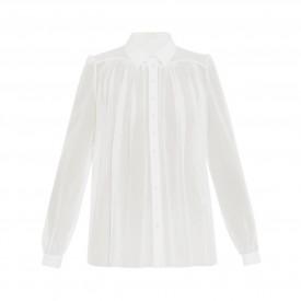 saint laurent silk blouse 3