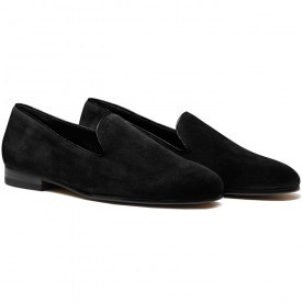 CB made in Italy Positano suede slippers