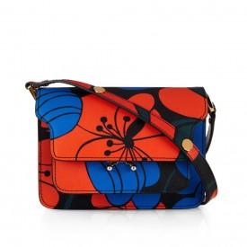 Marni floral trunk bag