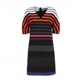 Prada stripe dress