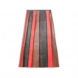 marni leather skirt la doublej