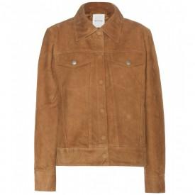 wood wood suede jacket