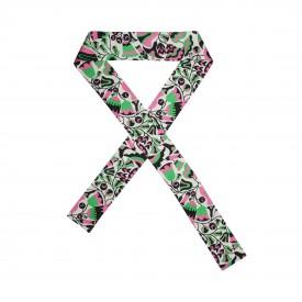 LaDoubleJ Editions Mantero Tulipani scarf