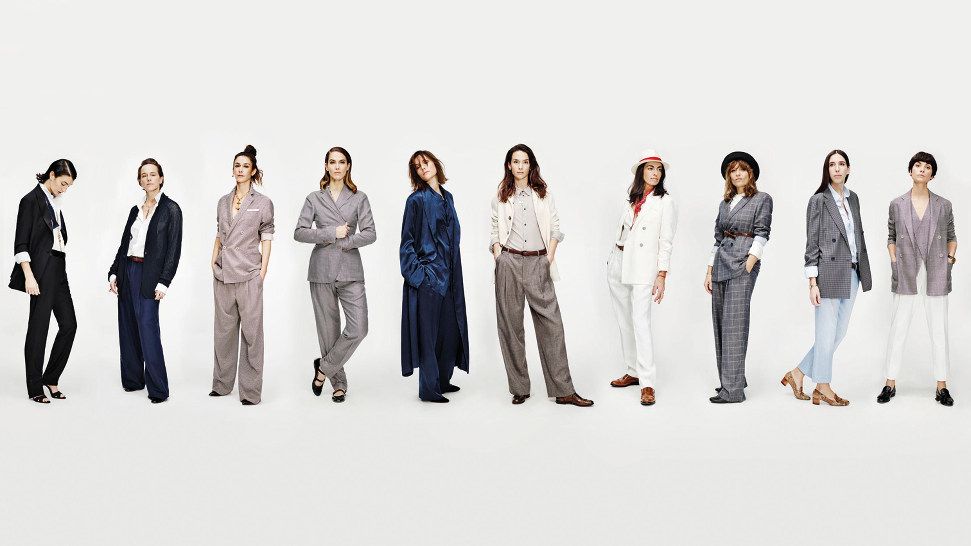Arman Menswear LaDoubleJ Women