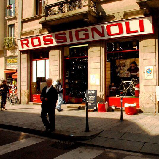 Rossingnoli milan bikes