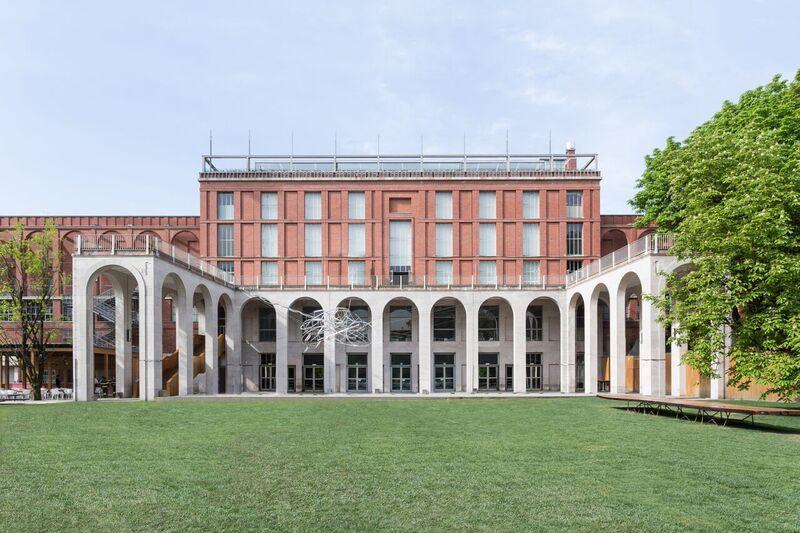Triennale Museum milan