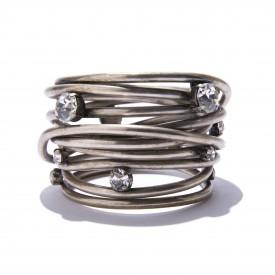 Ugo Correani wrapped wire bracelet, c. 1990 3