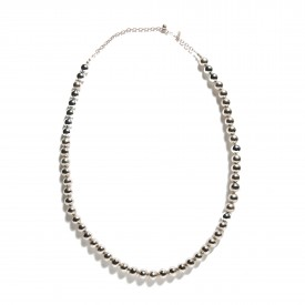 Chanel sphere necklace by Ugo Correani, 1980s