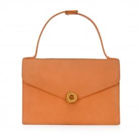 Vintage Gucci suede handbag, 1960s | LaDoubleJ