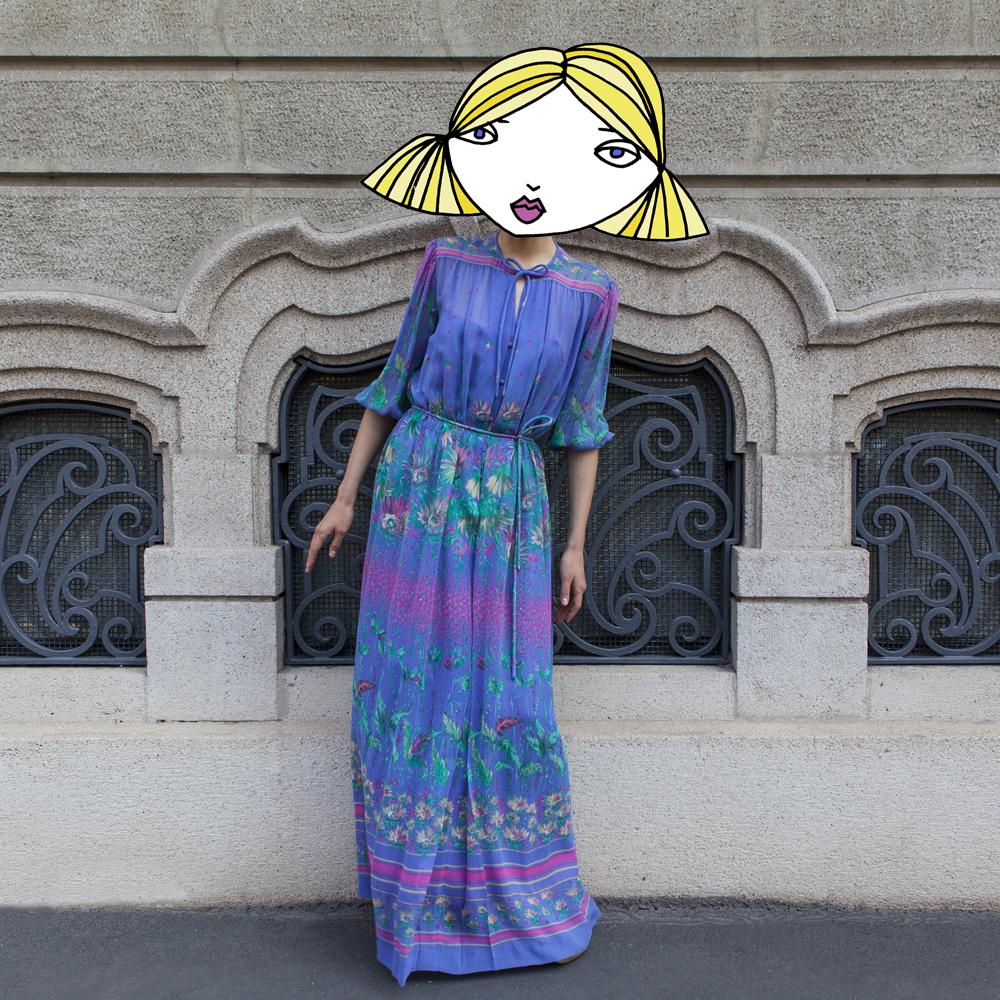 Milan Street Style Look 128| LaDoubleJ