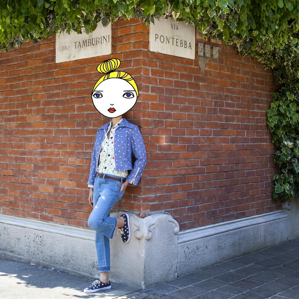 Milan Street Style Look 134| LaDoubleJ
