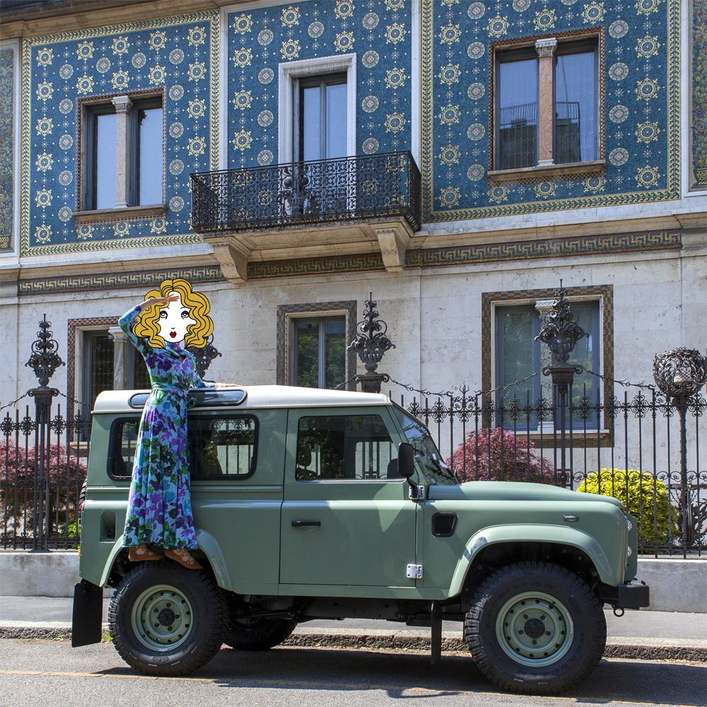 Milan Street Style Look 137| LaDoubleJ