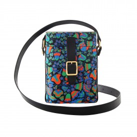 ODP for LaDoubleJ Editions Pop Tulipani Mini Safari Bag | LaDoubleJ 1