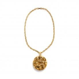 Filigree pendant, 1960s | LaDoubleJ 1