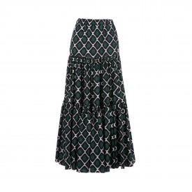 LaDoubleJ Editions Olive Big Skirt | LaDoubleJ 1