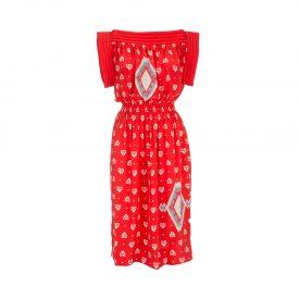 Valentino dress, 1970s | LaDoubleJ 1