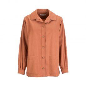 YSL worker jacket, 1970s | La DoubleJ 1