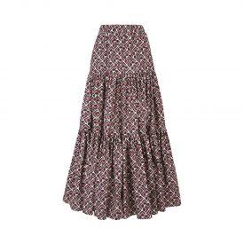 La DoubleJ Editions Domino Rosa Big Skirt | 1