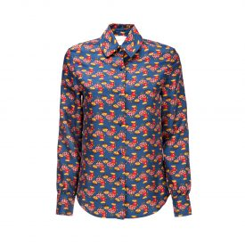 La DoubleJ Editions Galletti Blu Boy Shirt | La DoubleJ 01