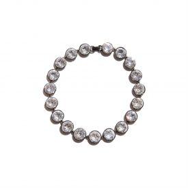 Kenneth Jay Lane crystal collar, 2000s | La DoubleJ 1