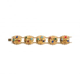 Articulated bracelet, 1950s | La DoubleJ 1